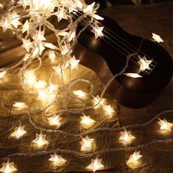 LED lámpa csillagokkal