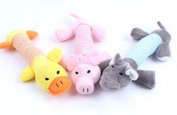 Slatka igračka za pse koja daje zvuk - različite vrste