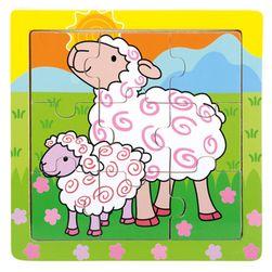Dr. puzzle ovečky, 9 d. LP_88020