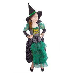Dětský kostým čarodějnice/Halloween (S) RZ_620230
