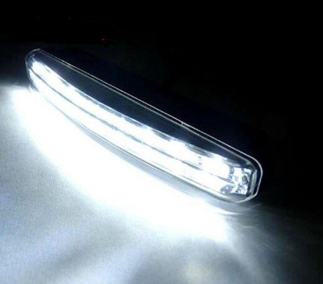 LED ön tampon ışıkları 1
