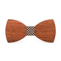 Drvena leptir mašna za muškarce