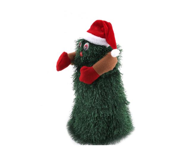 Božićna jelka koja pleše Walter 1
