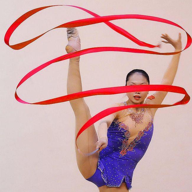 Gymnastická stuha 1
