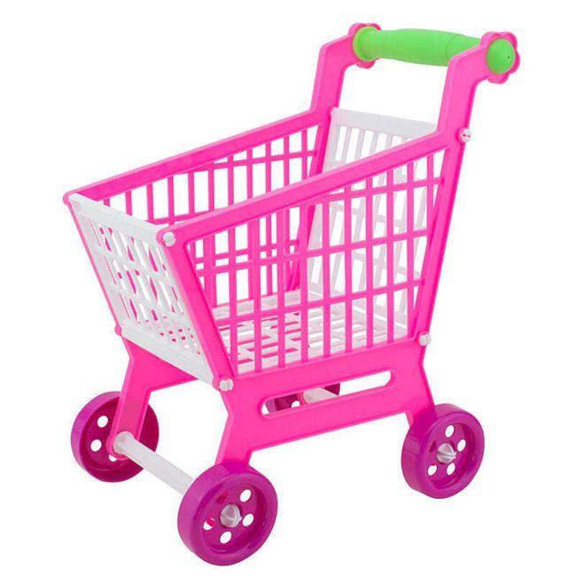 Nákupní košík pro holčičky F22 1