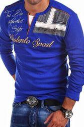 Pánské triko s dlouhým rukávem Frank velikost 2