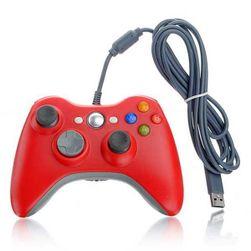 Manetă jocuri pentru Microsoft Xbox 360 Red / Blue