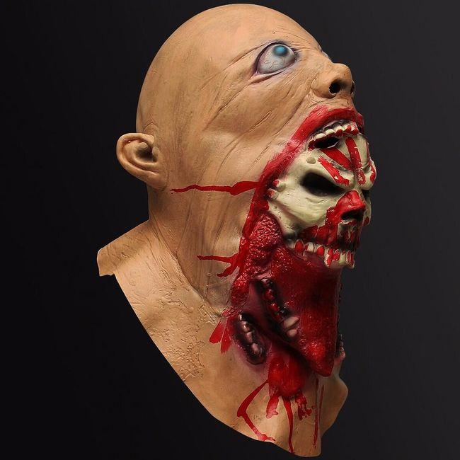 Latex maska za lice  1