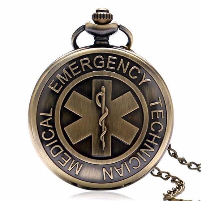 Žepna ura za bolničarje 1