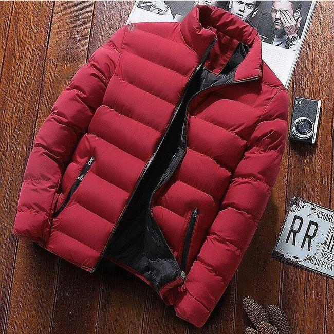Pánská zimní bunda Chepe 1