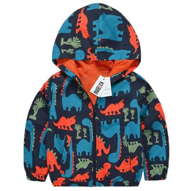 Dětská bunda Dino 1