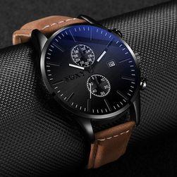 Męski analogowy zegarek Benjamin