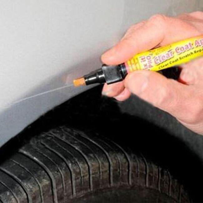 FIX It Pro a karosszéria karcolódásának javításához 1