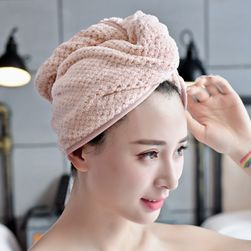 Hair wrapped towel  DF14