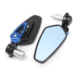 Univerzální kovová zrcátka na motocykl či skútr - 3 barvy