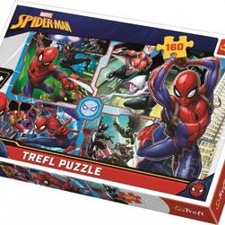 PUZZLE SPIDERMAN SAVIOR 160 db