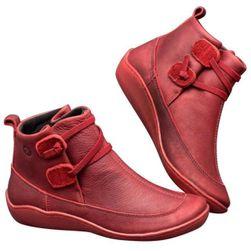 Dámské kotníkové boty Alessandra velikost 43