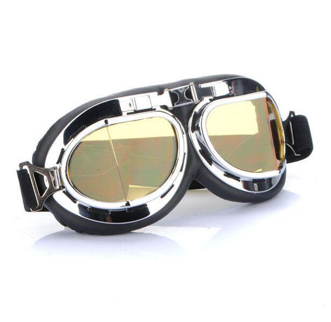 Bajkerske naočare - žuto staklo 1