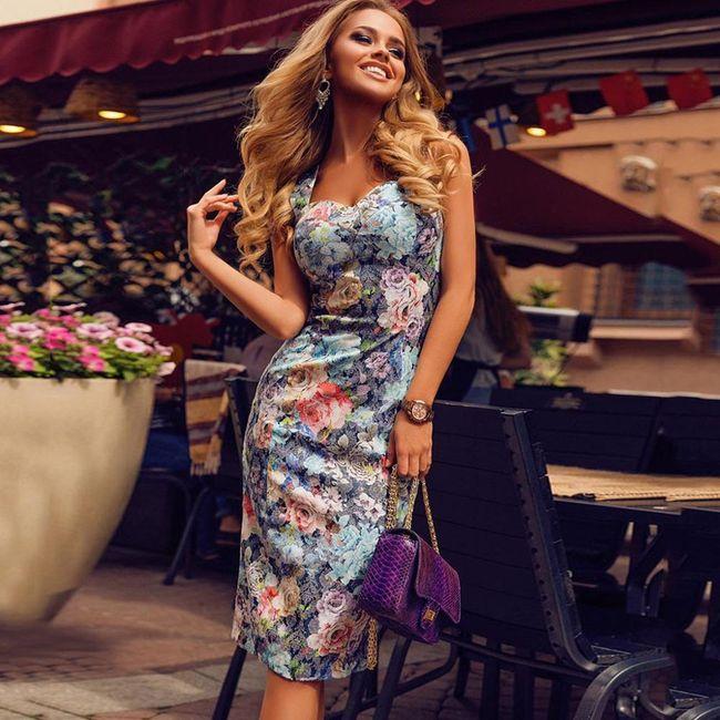 Dámské šaty Elena 1