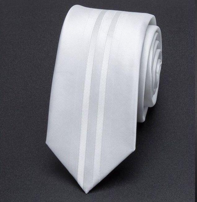 Férfi elegáns nyakkendő - 6 változat
