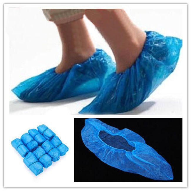 Plastični pokrivači za cipele 100kom 1