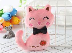 Pluszowy kotek Micka