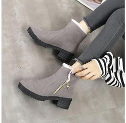 Дамски затоплени обувки Zafira