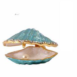 Раковина с жемчугом для ювелирных изделий