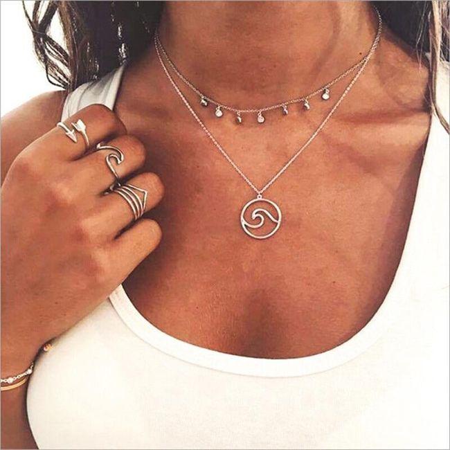 Dámský náhrdelník B89 1