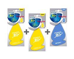 IMAGINE CLASSIC papírový osvěžovač 2+1 - Vanilla/Sport