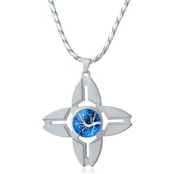 Fidget spinner UNISEX náhrdelník - 3 barvy