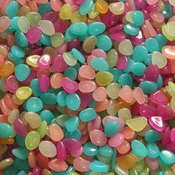 Svjetleći ukrasni kamenčići za akvarijum GH10