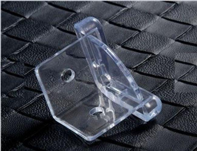 Transparentní ochrana rohů nábytku 1