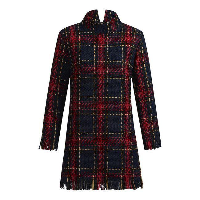 Karácsonyi női ruha ZŠ56