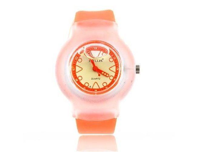 Dětské hodinky s tekutinou - 5 barev 1