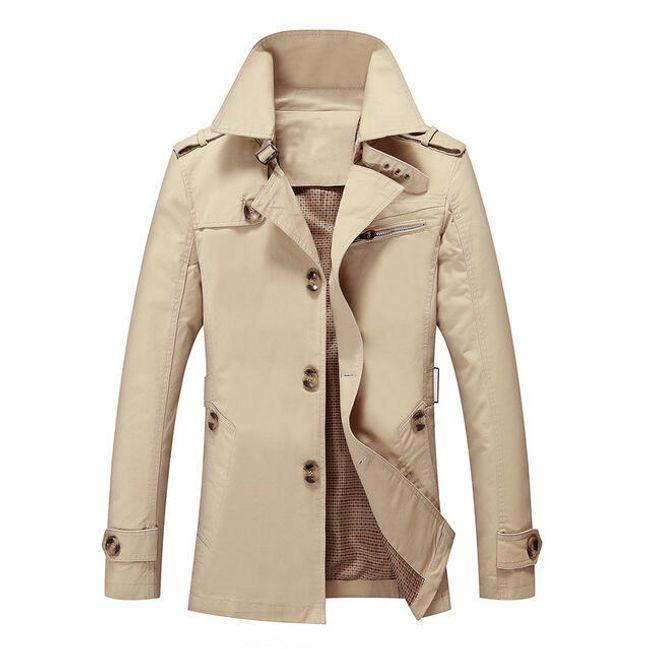 Féfi őszi kabát - 5 szín