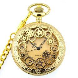 Карманные часы KH02