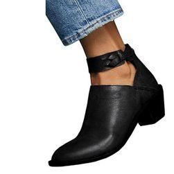 Pantofi cu toc de damă Sibyla