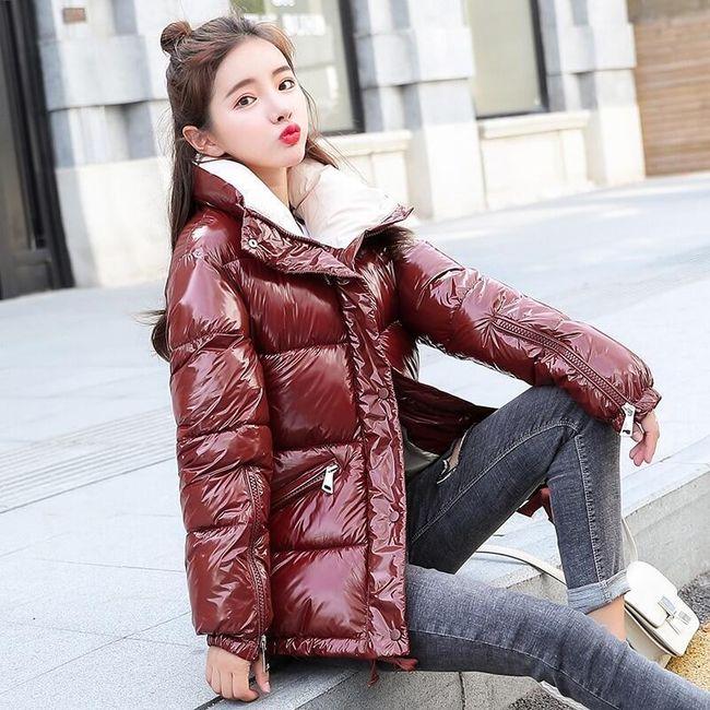 Dámská zimní bunda Vivien 1