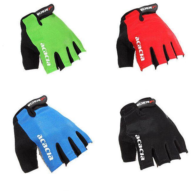 Cyklistické rukavice - ve 4 barvách a 3 velikostech 1