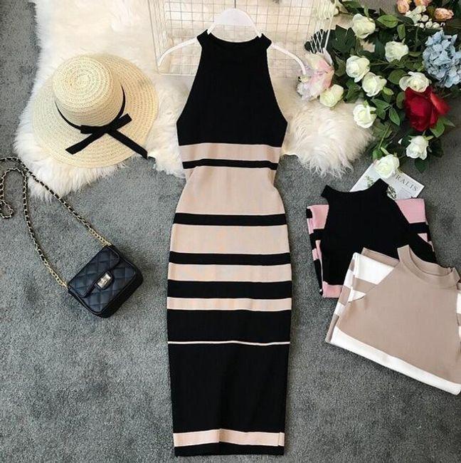 Dámské šaty Callmi 1