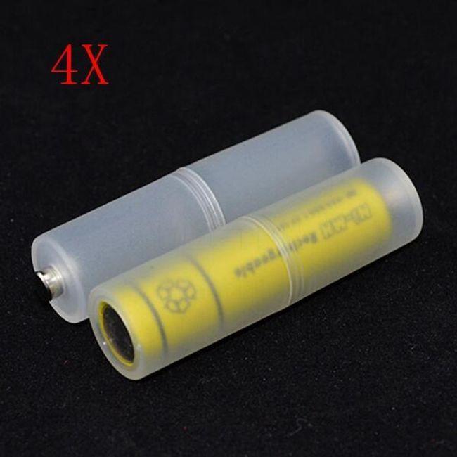 Elem adapter - AAA / AA - 4db 1