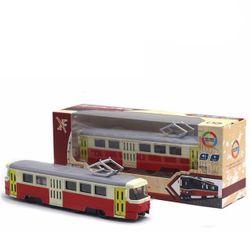Model tramwaju T3