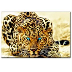 Slika na platnu bez rama - gepard WB5