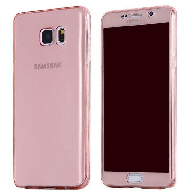 Sprednji in zadnji pokrov za Samsung Galaxy S7 1