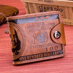 Мъжки портфейл - 100$ банкнота