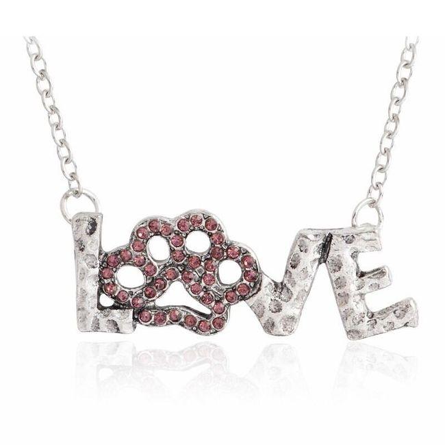 Dámský náhrdelník B021 1