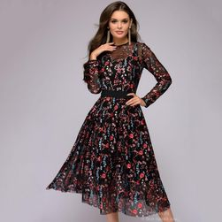 Uzun kollu bayan elbise Jestus