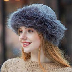 Bayan kış şapkası DE4