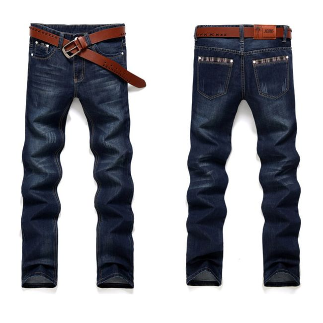 Pánské volnější kalhoty 1